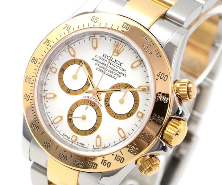 Rolex Oyster Perpetual Cosmograph DAytona Chronograph 116523 © uhrenlieferant