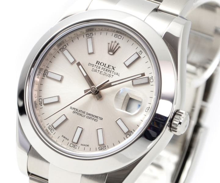 ROLEX Oyster Perpetual Datejust II © uhrenlieferant
