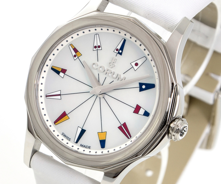 Corum Admiral´s Cup Legend 32 Lady © uhrenlieferant