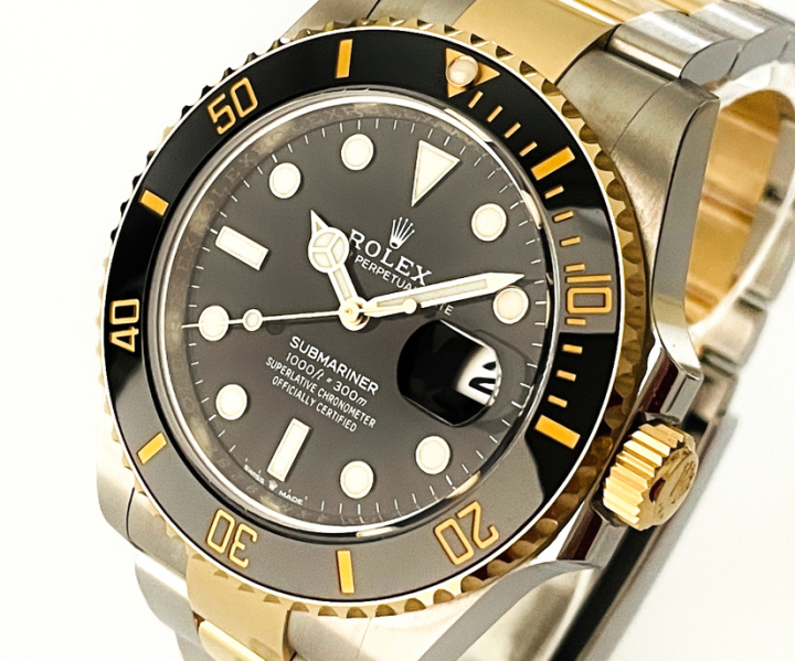 Rolex Oyster Perpetual Submariner Date 126613LN © uhrenlieferant