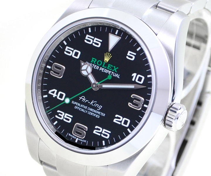 Rolex Oyster Perpetual Air-King 40 Ref. 116900 © uhrenlieferant