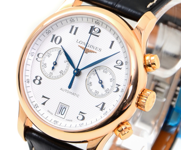 LONGINES Master Collection Automatic Chronograph © uhrenlieferant
