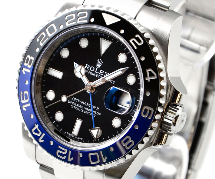 Rolex Oyster Perpetual GMT-Master II 116710BLNR © uhrenlieferant