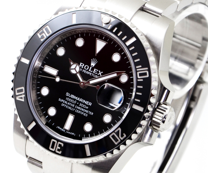 Rolex Oyster Perpetual Submariner Date 116610LN © uhrenlieferant